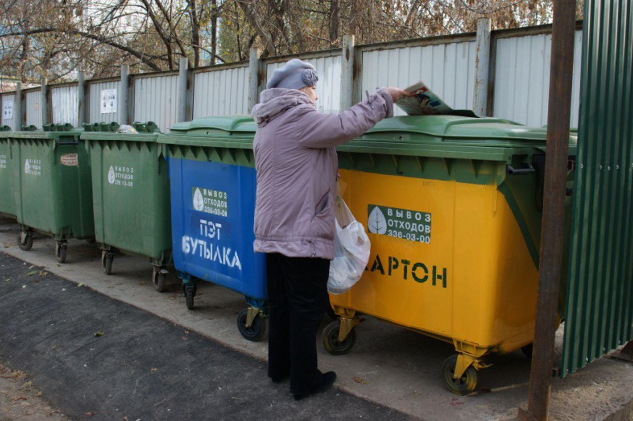 ВТатарстане утвердили порядок раздельного сбора мусора