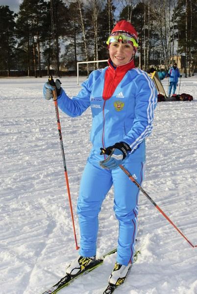Елена Голубева-первое место