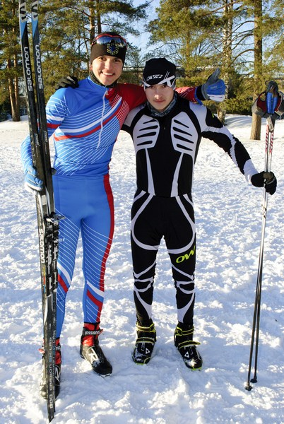 Максим Соловьев и Рамиз Кабашев (1 и2 место)
